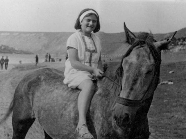 """Renia Spiegel, die """"polnische Anne Frank"""""""