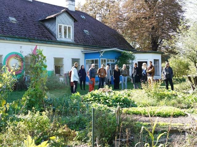 Architektur und Leben kehrt im Sonnenpark in St. Pölten ein