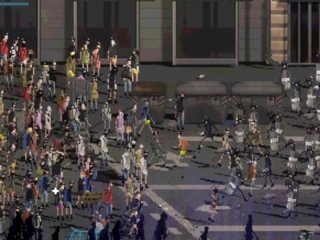 Riot - Civil Unrest: Echtzeit-Strategie: Polizei gegen Aufständische