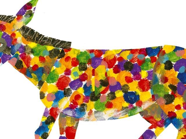 Der Künstler Eric Carle: Blaue Pferde für die Kinder von heute