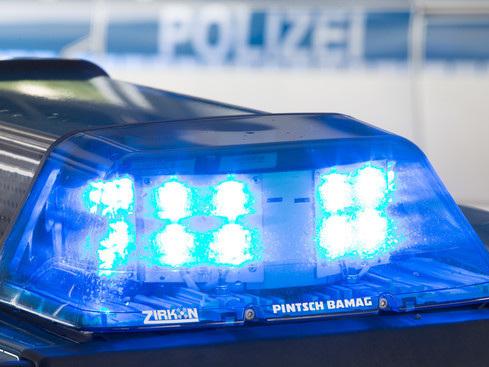 Großeinsatz der Polizei in Lübeck