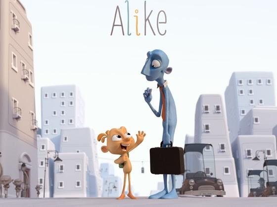 Alike - Ein Kurzfilm, so passend für den Vatertag