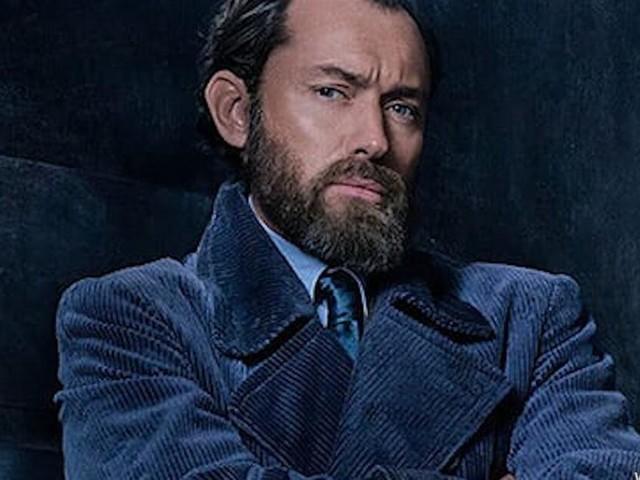 """Phantastische Tierwesen"": Jude Law spielt Albus Dumbledore"