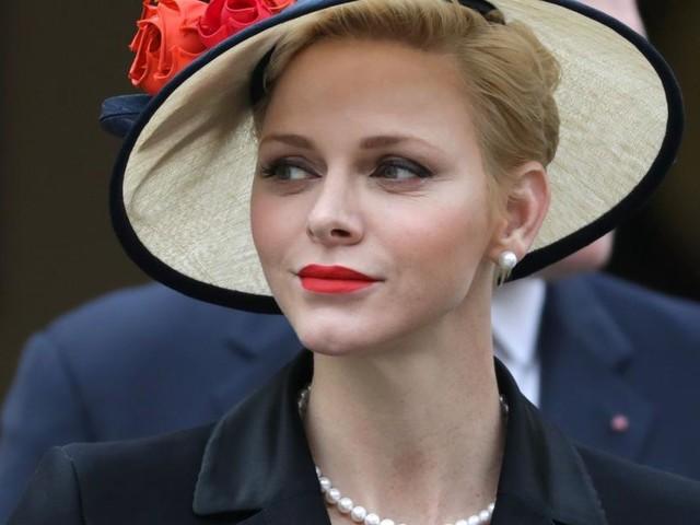 Indiz für Bruch mit Fürstenpalast: Demonstriert Charlène so ihre Trennung?