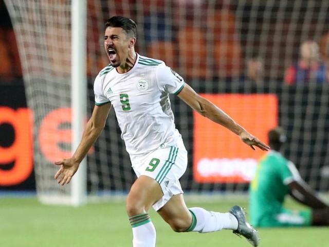 Mit Bounedjahs Bogenlampe zum Sieg: Algerien holt Afrika Cup