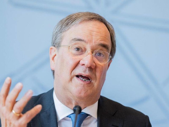 Klimapolitik: Kohleausstieg: Umweltverbände empört über Laschet-Aussagen
