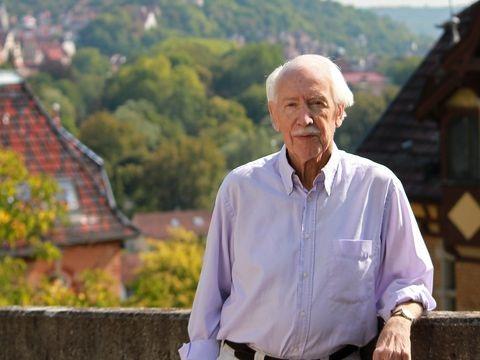 Kulturwissenschaftler Bausinger ist 95 und neugierig