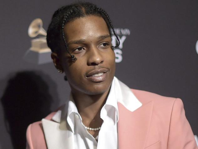 A$AP Rocky in Schweden verurteilt: Bewährungsstrafe für US-Rapper