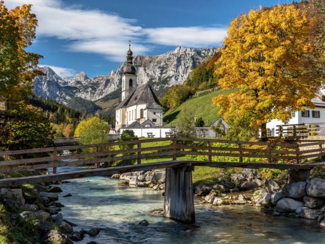 Bayern im Herbst – die besten Reisetipps