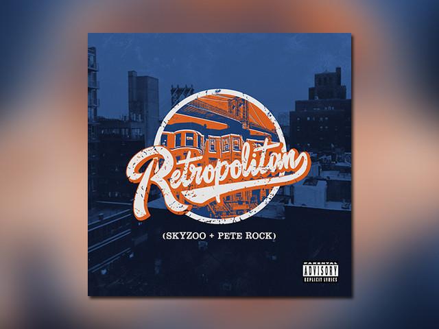 "Skyzoo & Pete Rock veröffentlichen ""Retropolitan""-Album // Full Streams"