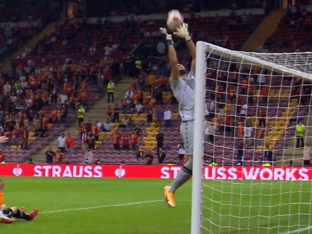 Teures Missgeschick im Video: Lazio-Keeper produziert verrücktes Eigentor