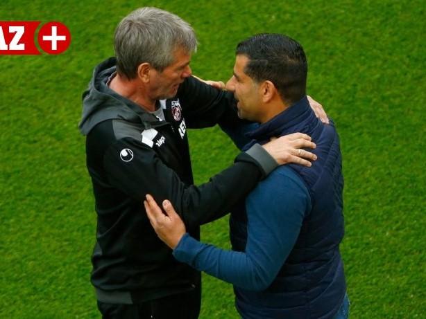 Bundesliga: 1. FC Köln: Funkel möchte nur nicht gegen den VfL Bochum spielen