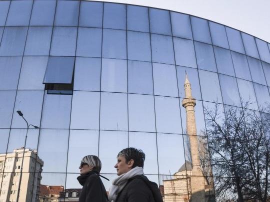Kosovo - Abstimmung über neues Parlament