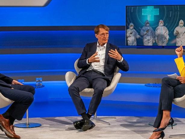 """ARD-Talk: Maischberger: Palmer spricht von """"geopferten Kindern"""""""