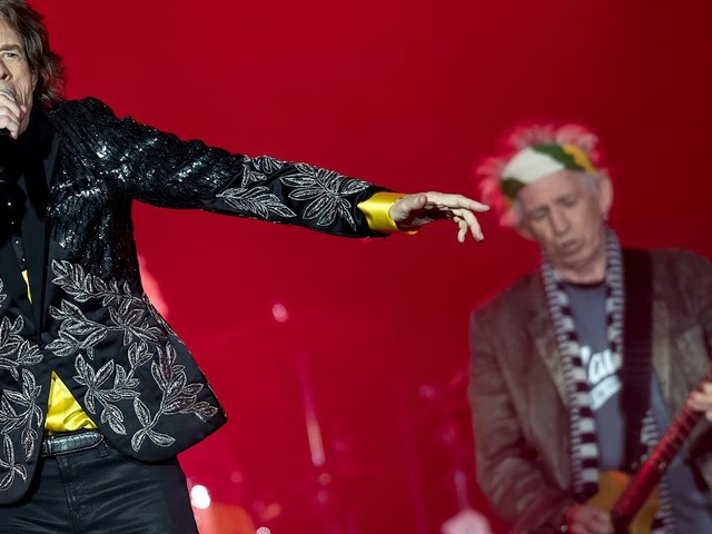 Konzert im Olympiastadion - Rolling Stones rocken in München vor 70000 Fans