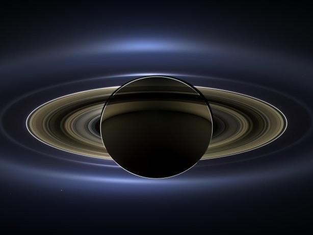 2 Jahre nach Cassini-Absturz: Neue Erkenntnisse über Saturn-Ringe