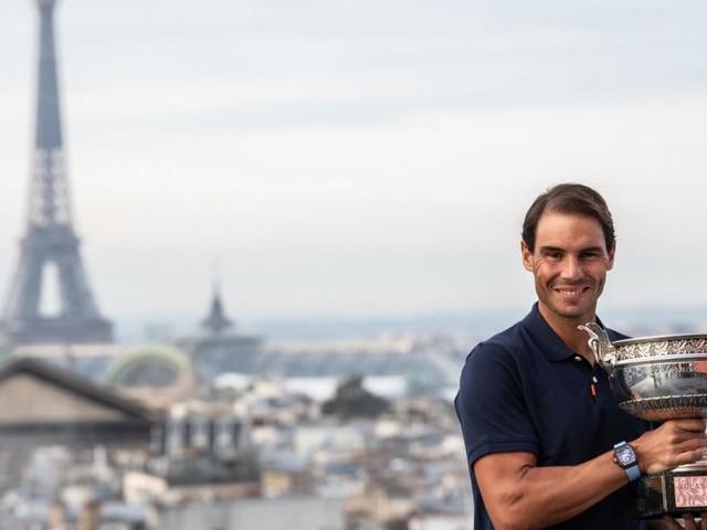 Rafa Nadal: Der Paris-Champ kehrt in Paris zurück