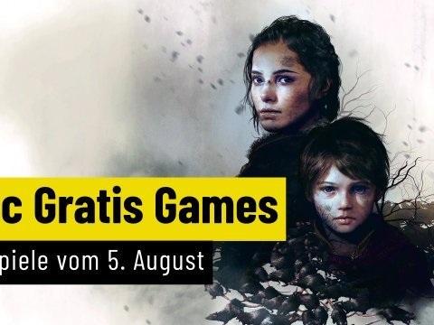 Epic Games Store   Diese Gratis-Spiele erwarten euch am 5. August!