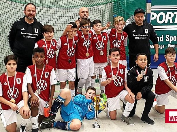 Jugendfußball: Jungs des SSV Hagen lassen Bezirksligisten hinter sich