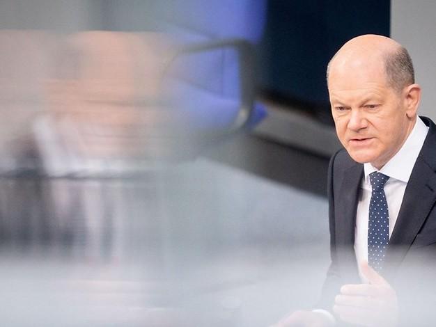 SPD-Kanzlerkandidat: Der unsichtbare Herr Scholz