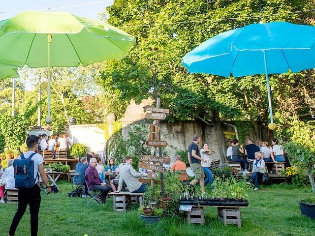 Auf ist, wenn Sommer ist: Temporäre Cafés und Bars in Rhein-Main