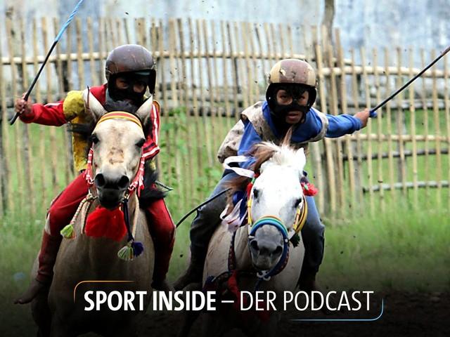 Podcast: Das Schicksal der Kinderjockeys von Sumbawa