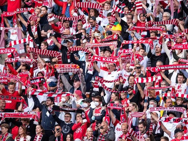 Zuversicht beim 1. FC Köln: Volle Ränge sind in Sicht