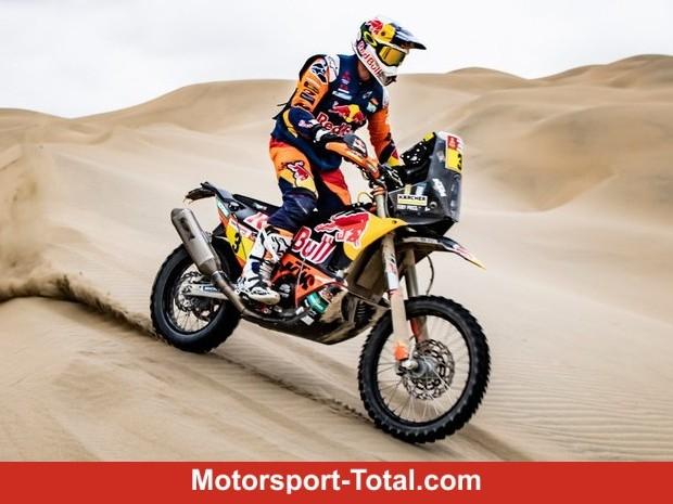 Toby Price gewinnt die Rallye Dakar 2019, Matthias Walkner Zweiter