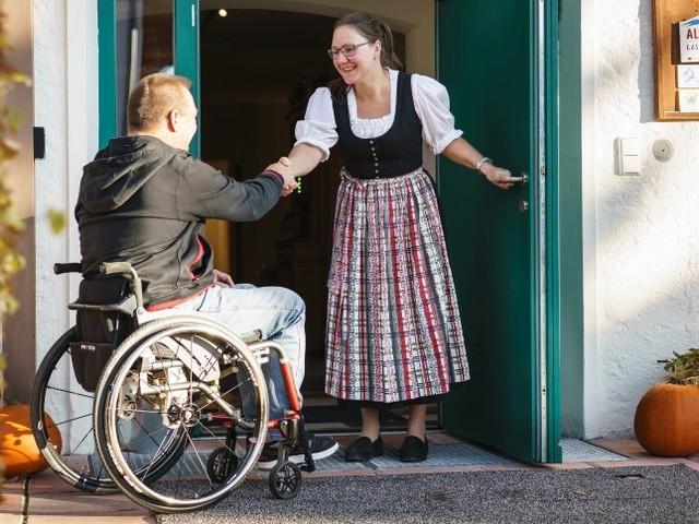 Projekte für Menschen mit Behinderung: Uneingeschränkt reisen