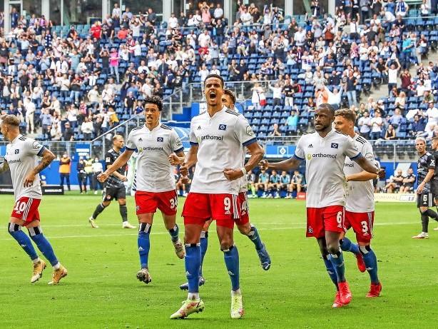 HSV news: 2:2-Spektakel mit Glatzel, Walter und Keegan