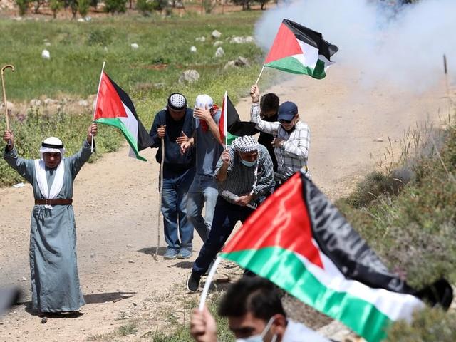 Palästinenser-Wahl wegen Jerusalem-Konflikt verschoben - EU enttäuscht