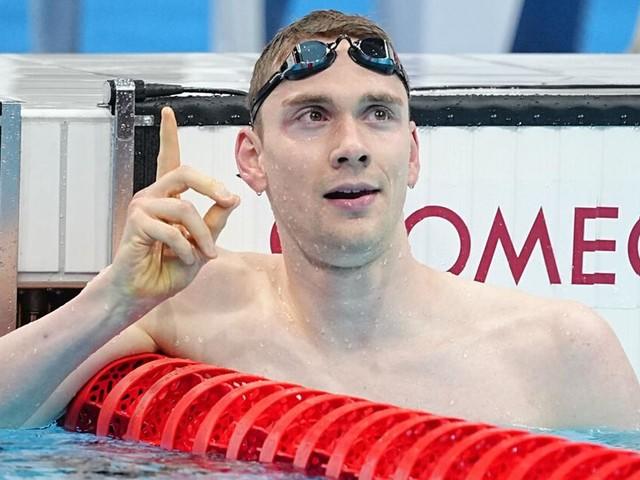 Erste handfeste Überraschung bei den Schwimmern: Mühlleitner Vorlaufbester