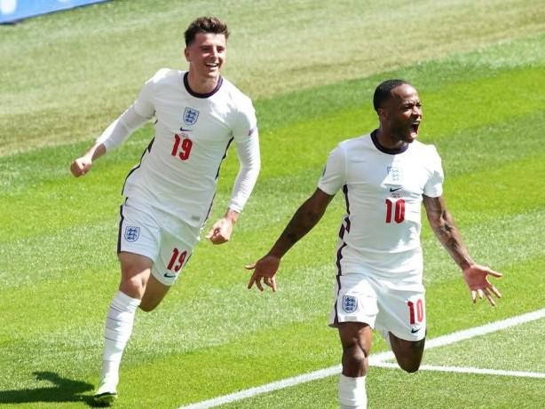 Live-Ticker: Live! 1:0! Sterling bringt England gegen Kroatien in Führung