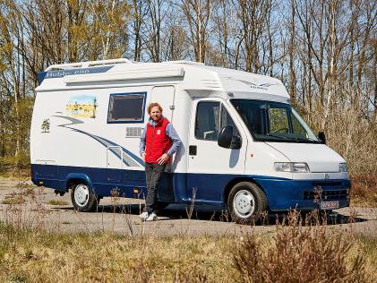 Hobby T 600: Wohnmobil-Test Kultig und handlich: ein Wohnmobil-Youngtimer als Hobby