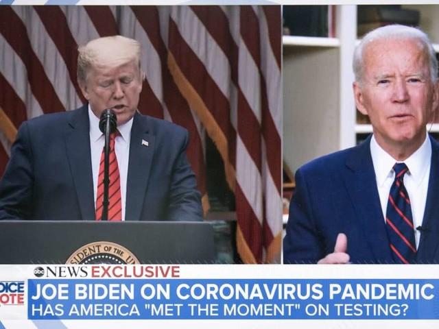 TV-Duell Trump vs. Biden: So sehen Sie die Debatte live im TV und im Live-Stream