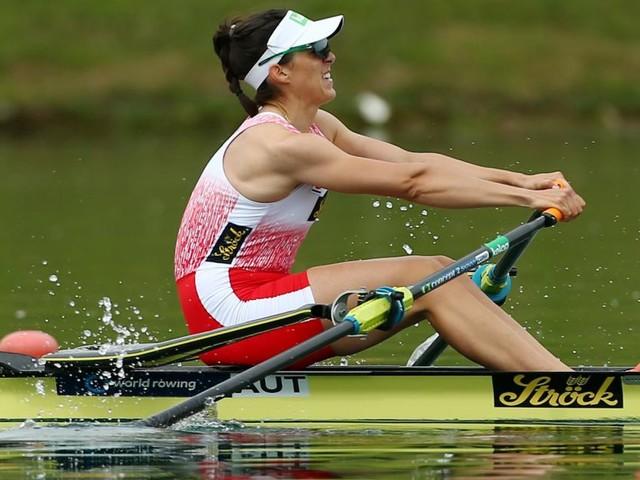 Hitze und Eisbad: Magdalena Lobnig startet ins Olympia-Abenteuer