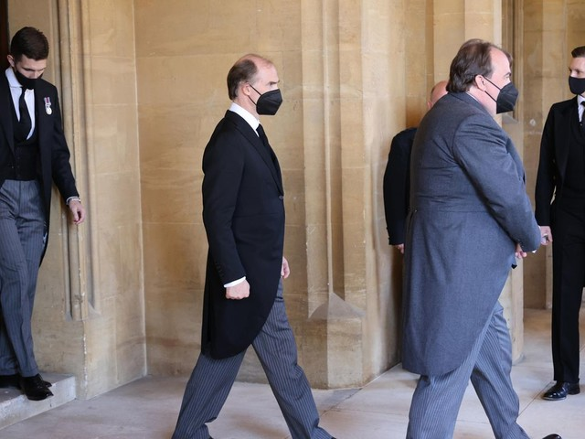 Prinz Philip (†): Diese deutschen Verwandten nahmen an der Trauerfeier teil