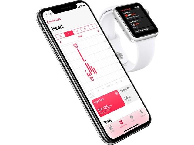 WatchOS 4: Erweiterte Herzfrequenz-Überwachung nicht für die erste Apple Watch
