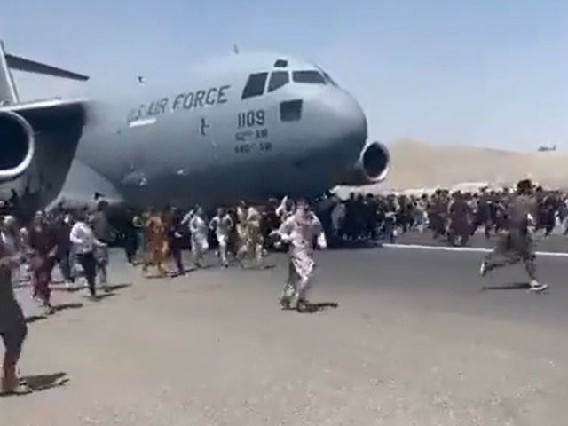 US-Militär legt Fehler bei Afghanistan-Abzug offen