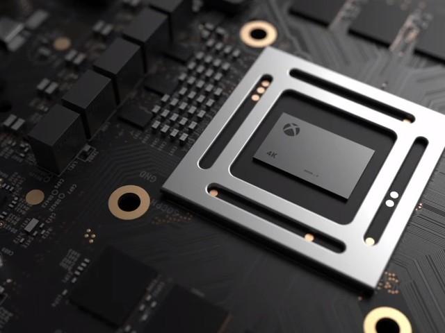 Xbox One X wird im November 2017 erscheinen