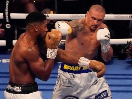 Schwergewicht Usyk entthront Joshua - Sieg nach Punkten