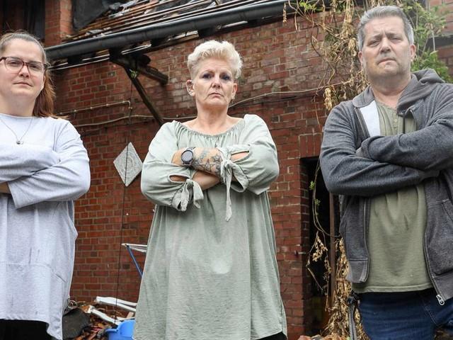 Nächtliches Feuer in Wegberg: Eine Familie, die weitermacht