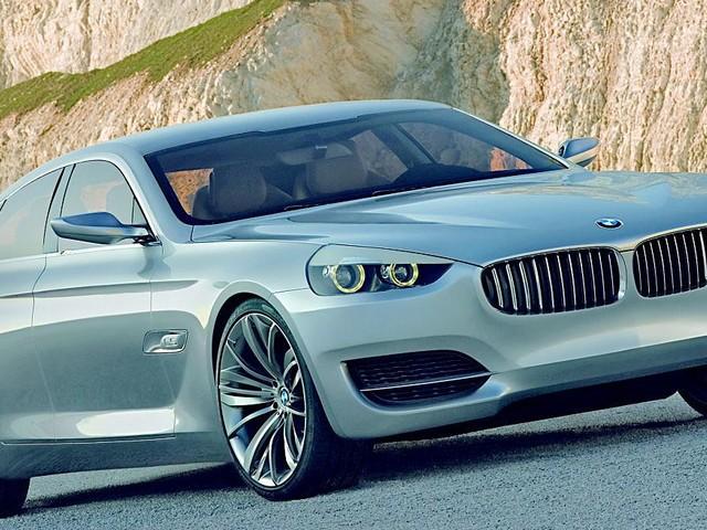 BMW CS Concept - Der neue BMW-8er?