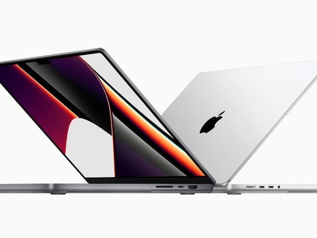 MacBook Pro: M1 Max übertrifft AMD Radeon Pro W6900X im Affinity GPU-Benchmark