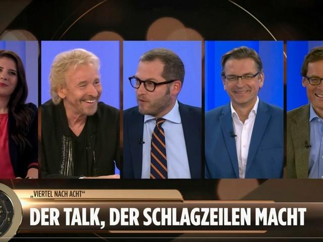 »Bild«-TV mit Julian Reichelt und Claus Strunz: Ein Monat in der »Bild«-Hölle