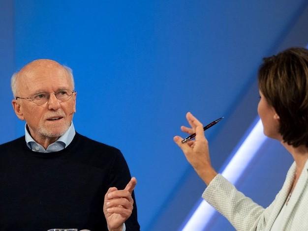 """Wegen Klima-Buch: """"Maischberger""""-Zuschauer legen Rossmann-Website lahm"""