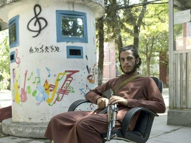 Musiker in Kabul leben in Angst um sich und ihre Instrumente