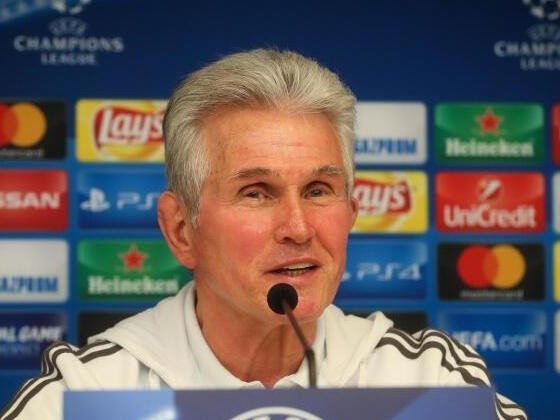 Heynckes ehrgeizig: Siegesserie gegen Anderlecht fortsetzen