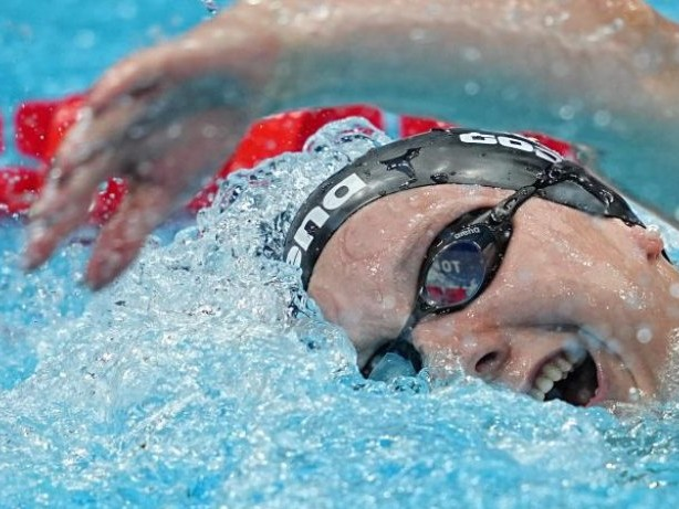 Olympia: Gose und Bruhn schwimmen ins Halbfinale - Thomasberger raus