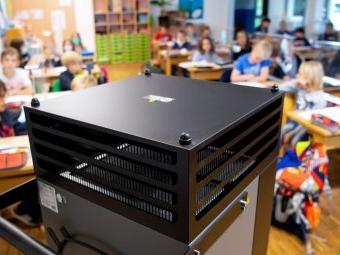 Bund gibt Ländern 200 Millionen für Luftreiniger in Schulen und Kitas